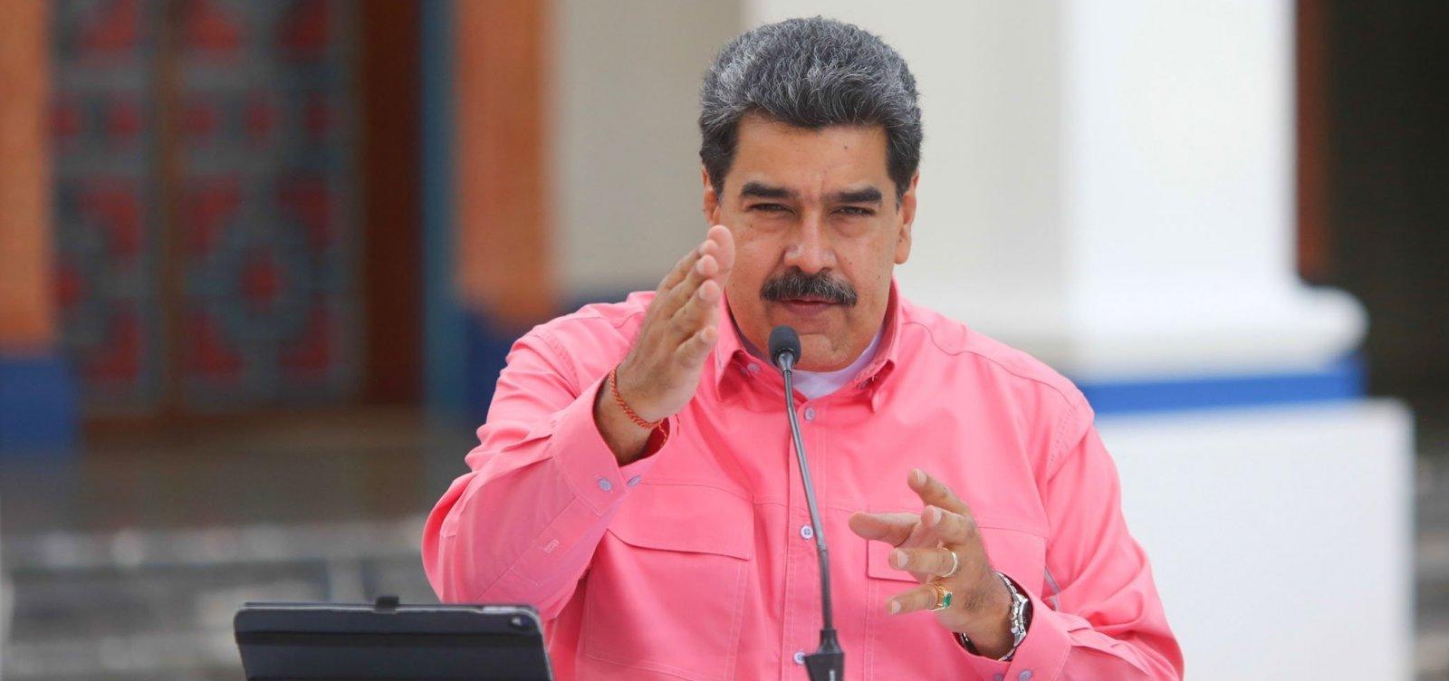 [Variante da Covid no Brasil deveria se chamar 'Bolsonaro', afirma Maduro]