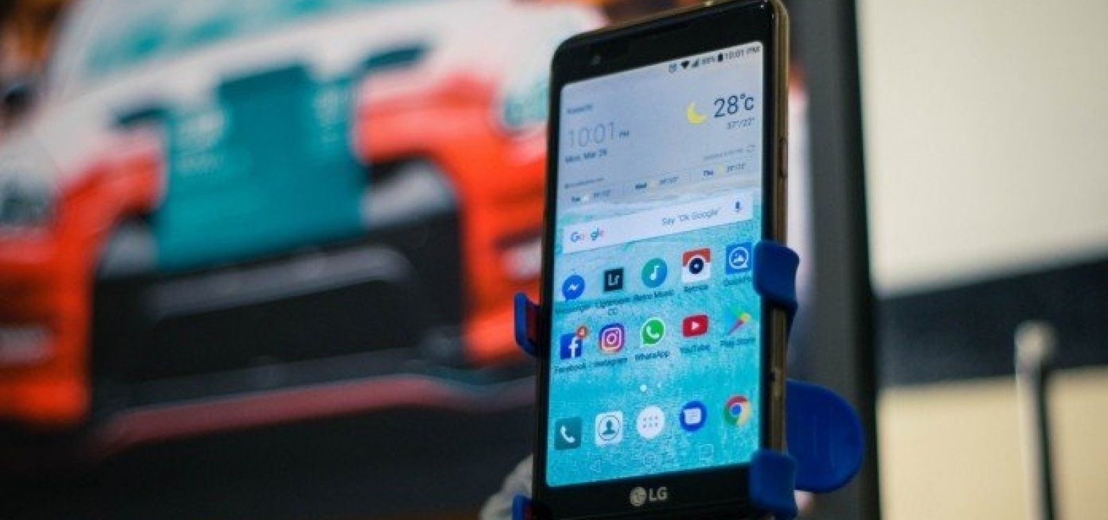 [LG encerrará produção global de celulares; medida pode afetar fábrica em Taubaté ]