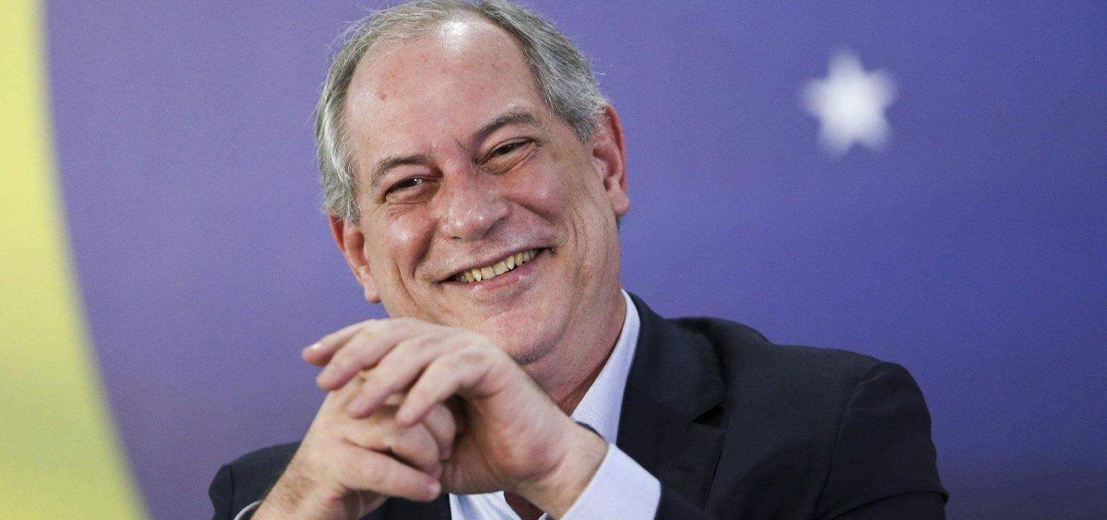 [Ciro Gomes pede para Lula se espelhar em Christina Kirchner e optar por ser vice]