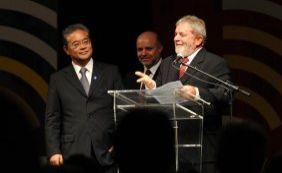 """[ """"Não é qualquer empresa que paga"""", diz Okamotto sobre chachê de Lula]"""