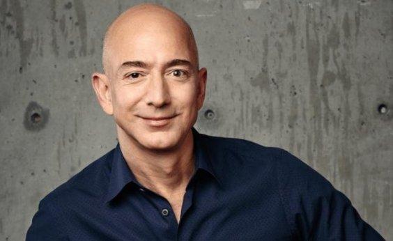 [Fundador da Amazon, Jeff Bezos é considerado homem mais rico do mundo pela quarta vez consecutiva ]