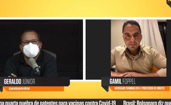 [Sete Em Ponto: Advogado criminalista Gamil Föppel comenta prisão em segunda instância]