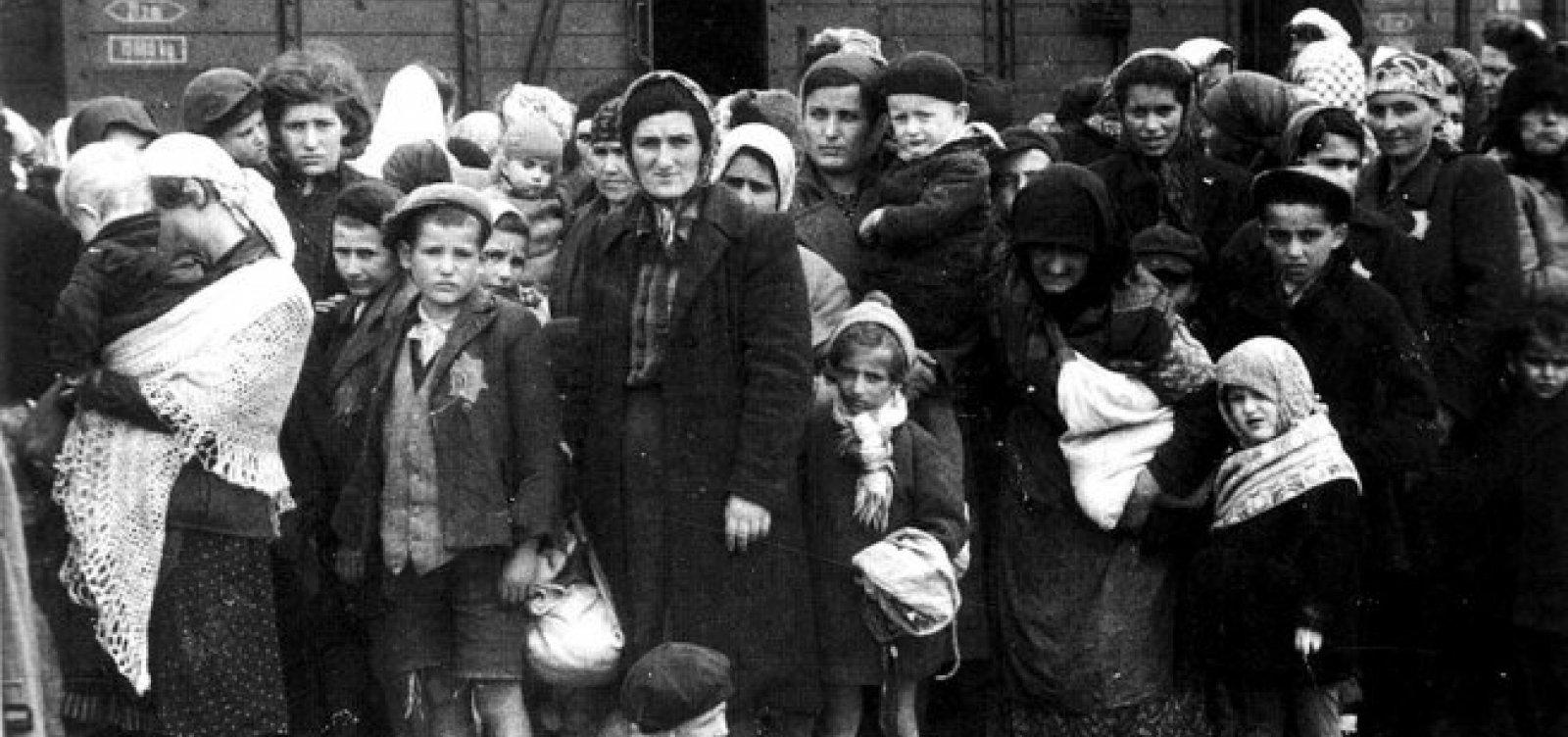 [Dia Internacional em Memória das Vítimas do Holocausto é celebrado nesta quarta-feira]