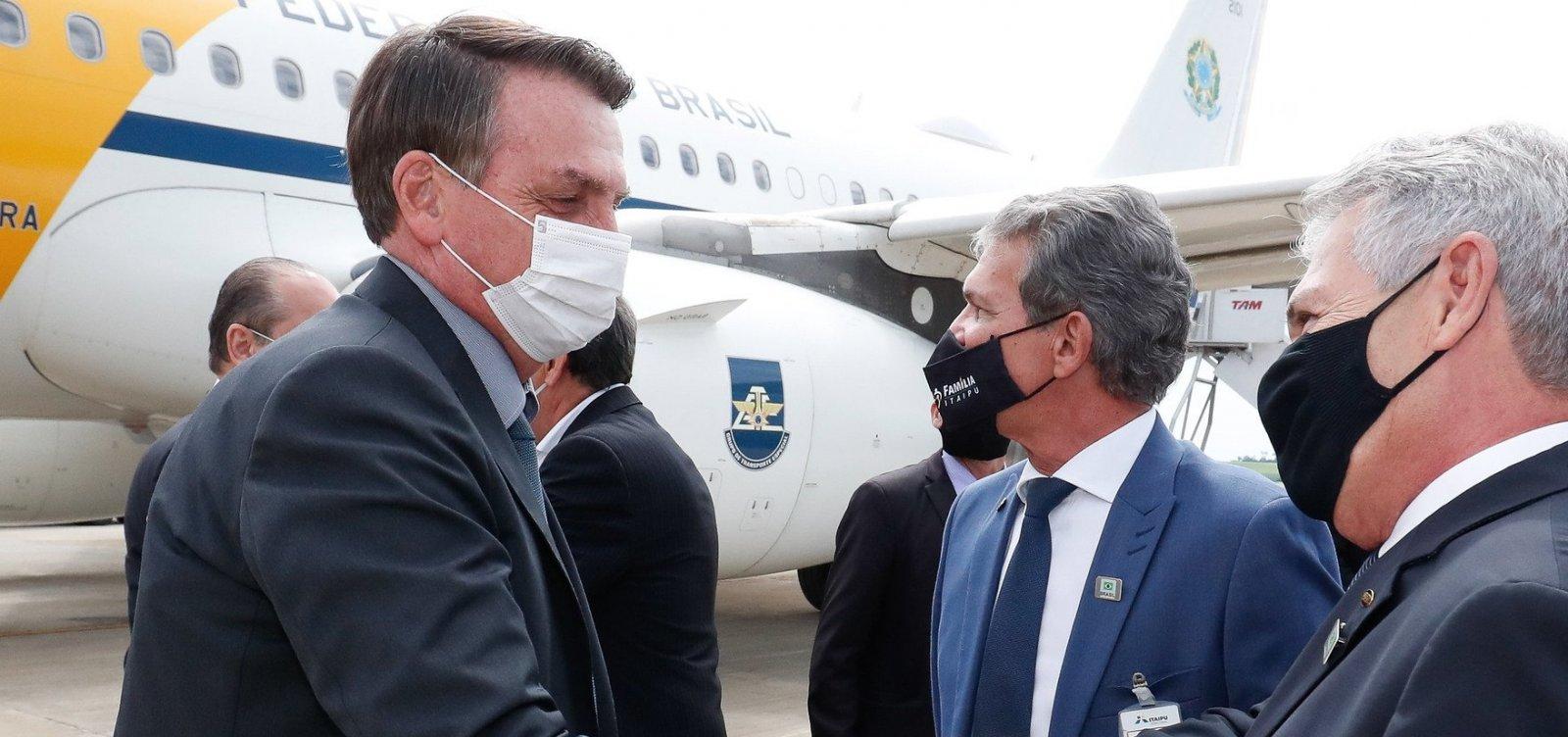 [Bolsonaro volta a criticar governadores por isolamento: 'Falta humanidade']