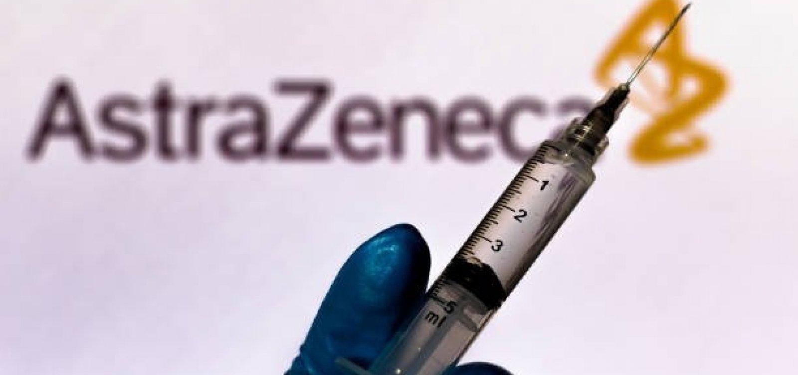 [Agência europeia mantém recomendação para vacina de Oxford]