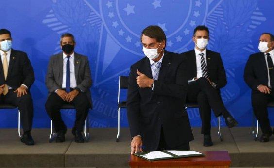 [Bolsonaro vê alta 'inadmissível' do gás e ação da Petrobras reage com queda]