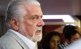 [Ex-senador Tarso Genro critica declarações de Wagner sobre partido