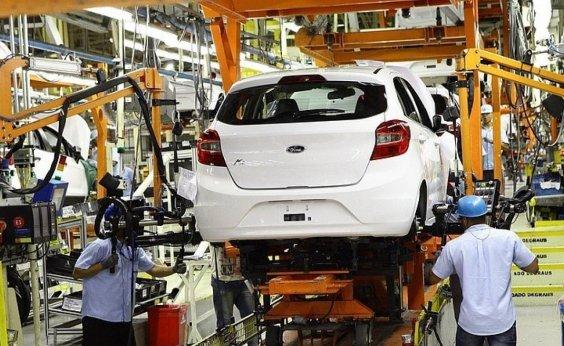 [Encerramento de produção da Ford causa maior tombo na indústria da Bahia desde maio de 2020, aponta IBGE]