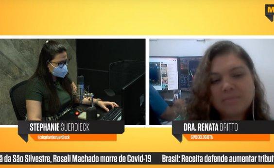 [Metrópole Saúde: Ginecologista explica a campanha de imunização contra o HPV]