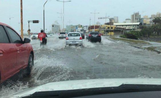 [Chuvas em Salvador: Codesal emite alerta máximo para deslizamentos e alagamentos]