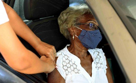 [Idosos de 61 anos ou mais serão vacinados em Salvador neste sábado; saiba mais]
