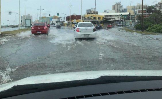 [Por conta de chuvas, Defesa Civil aciona sirenes em mais dois bairros de Salvador]