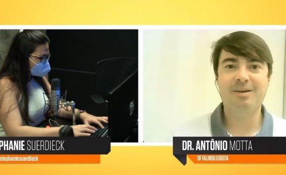 [Metrópole Saúde: Oftalmologista comenta quais as principais doenças que levam à cegueira]