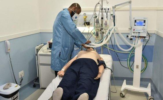[Número de pacientes jovens em UTI é o maior desde o início da pandemia]
