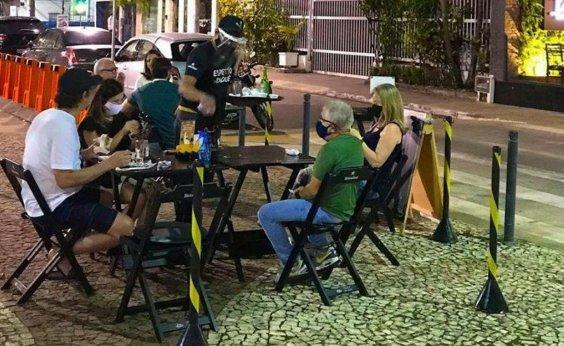 [Restaurantes e bares do oeste da Bahia deverão fechar às 18h]