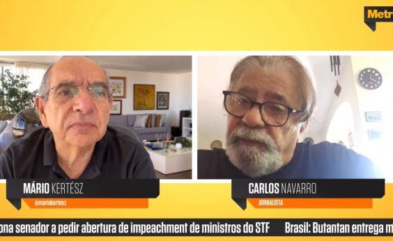 [Carlos Navarro fala sobre seu novo livro 'Goroba e os amores errantes']