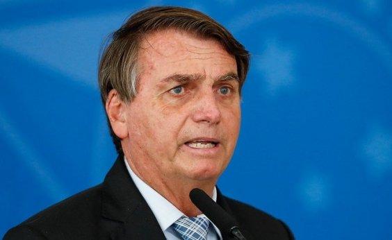 [Em novo trecho da conversa com Kajuru, Bolsonaro ameaça agredir senador Randolfe Rodrigues ]