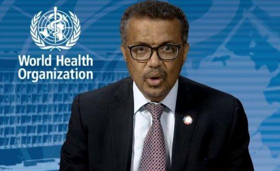 [Para OMS, pandemia poderia ser controlada em meses se houvesse disposição de governos]