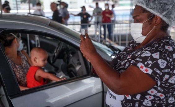 [Primeiro dia de vacinação contra gripe imuniza 6 mil pessoas em Salvador; confira locais]