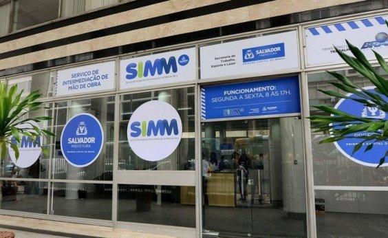 [Simm oferece 66 vagas de emprego em Salvador para esta terça; confira]