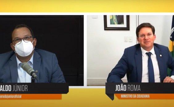 [João Roma cumpre agenda intensa na Bahia e agita cenário com possibilidade de candidatura em 2022]