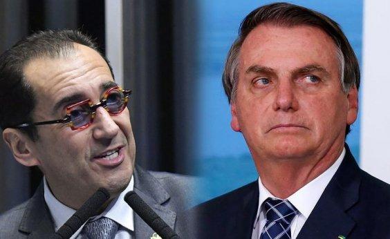 [Presidente da Pfizer tomou 'bolo' de Bolsonaro em agosto do ano passado, denuncia Kajuru]