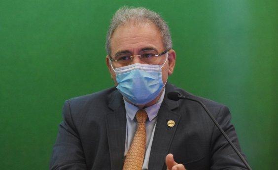 [Queiroga diz que 1,5 milhão de brasileiros estão com a segunda dose da vacina atrasada]