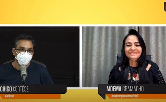 ['A unidade de ação dos prefeitos da região metropolitana tem surtido efeito muito positivo', avalia Moema Gramacho.]