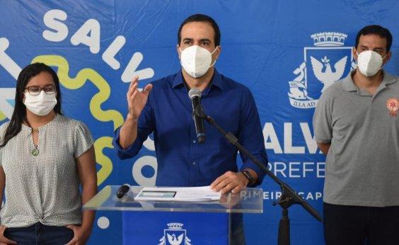 [Atraso da segunda dose diminui, mas 7 mil ainda não tomaram reforço em Salvador]