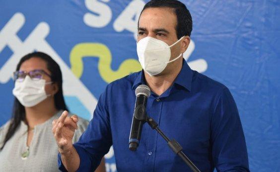 [Prefeitura aguarda ministério para vacinar professores, mas ainda não prevê aulas presenciais]