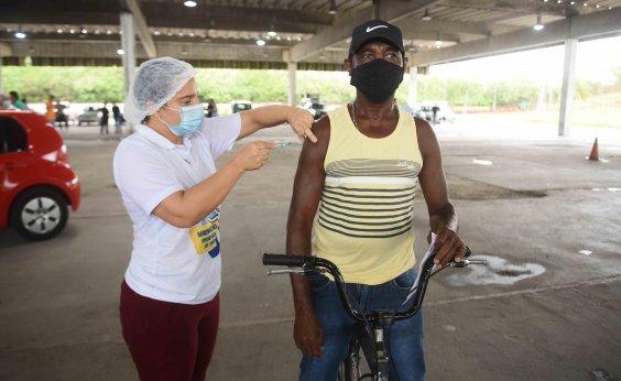 [Bahia se aproxima de 2 milhões de pessoas vacinadas contra Covid-19]