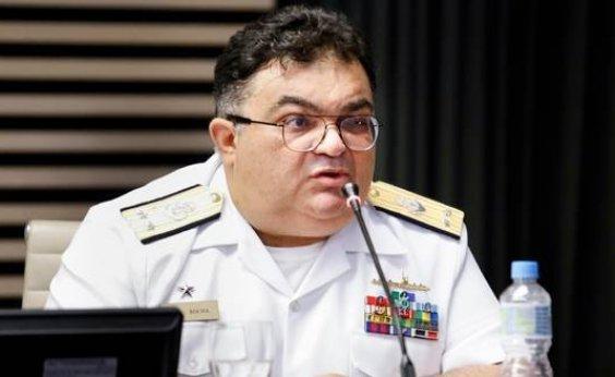 [Bolsonaro decide mudar comando da comunicação da Presidência ]