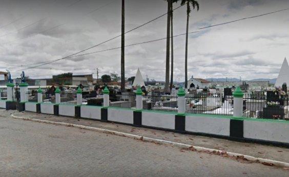 [Com avanço da pandemia, cidade na Bahia projeta ampliar cemitério]