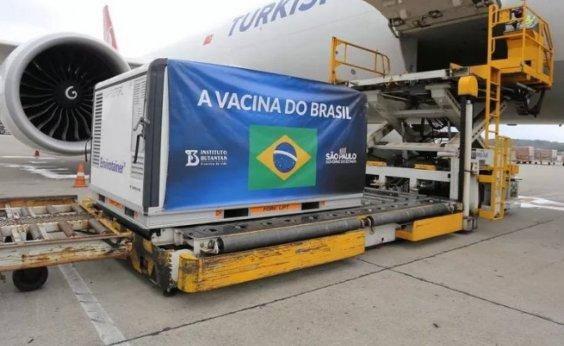 [ Após atraso, Ministério da Saúde promete novas doses a partir de sexta para a Bahia]