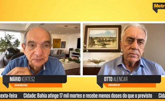 ['Vamos investigar a condução do ex-ministro Pazuello', diz Otto em entrevista]