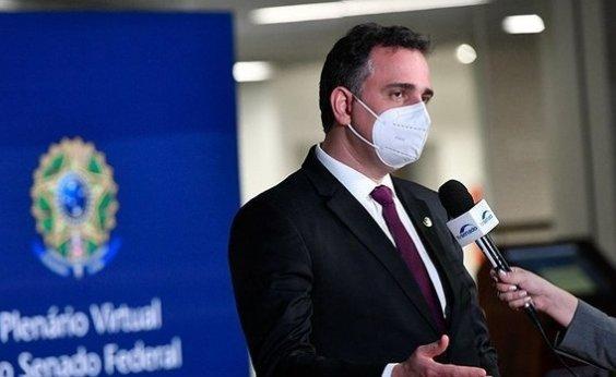 [Presidente do Senado diz que CPI da Pandemia será instalada no próximo dia 22 ou no dia 27]