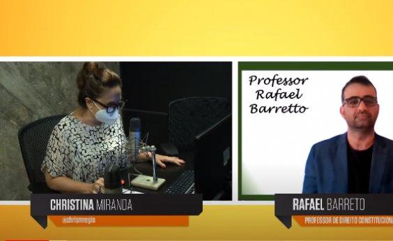 [Metrópole Serviço: professor de Direito Constitucional explica CPI da Covid ]