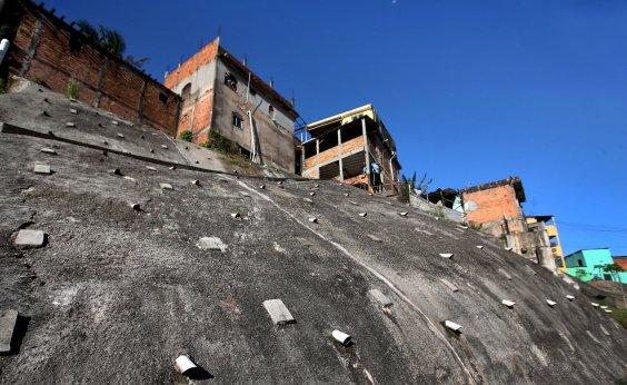 [Áreas são desapropriadas em Salvador e Candeias para construção de encostas]