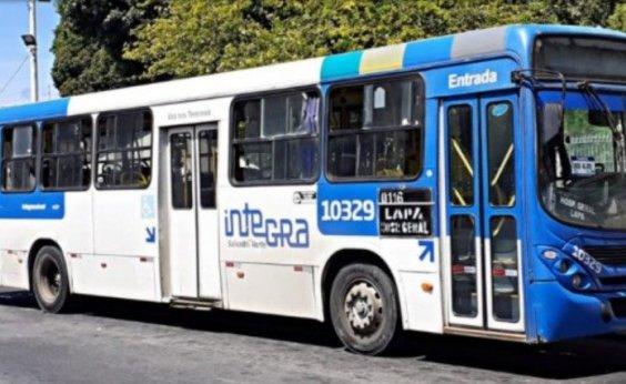 [Paralisação de ônibus acontece até 8h em Salvador]