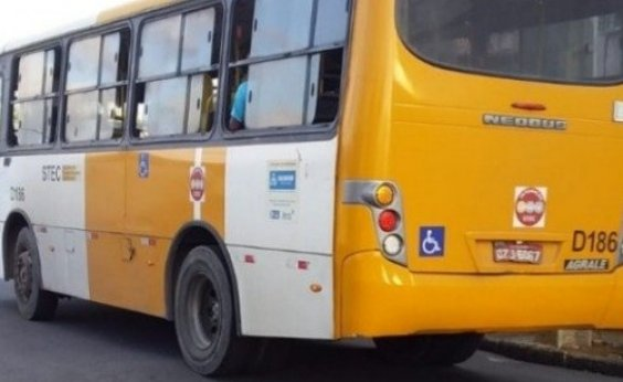 [Com paralisação dos rodoviários, prefeitura monta operação com ônibus 'amarelinhos']