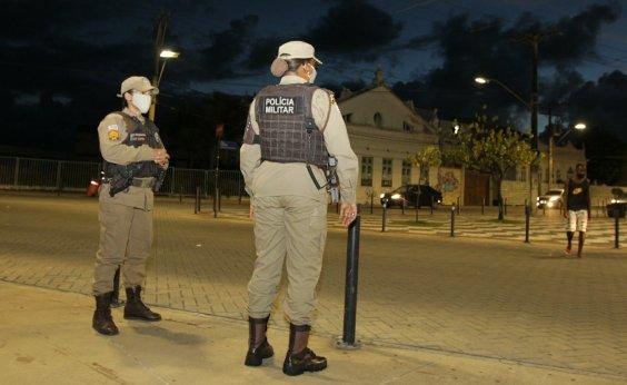 [Toque de recolher passa para as 20h em 208 municípios da Bahia]