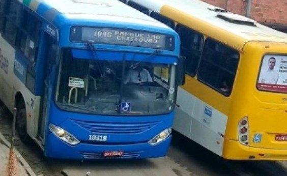 [Ônibus voltam a rodar em Salvador; coletivos da CSN continuam parados até 11h]