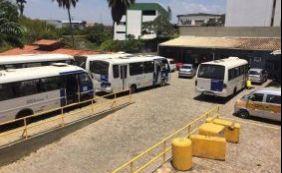 [Prefeitura de Lauro de Freitas faz vistoria em 110 micro-ônibus]