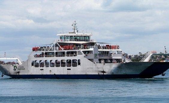 [Ferries e lanchinhas funcionam com horário restrito nesta semana em Salvador]