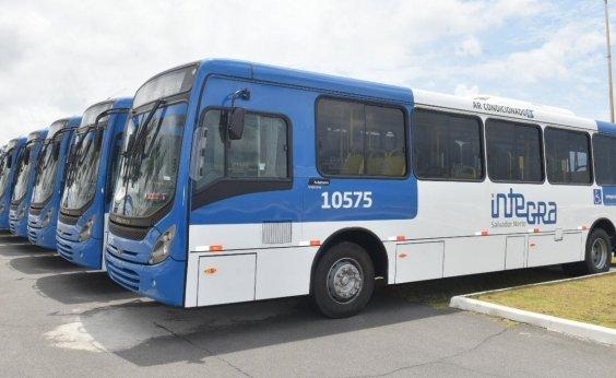 [Rodoviários mantêm paralisação de ônibus da CSN em Salvador]