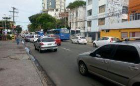 [Em mais um dia chuvoso em Salvador, Codesal já recebeu 85 solicitações]