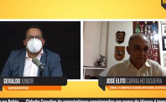 [Sete Em Ponto: Ex-ministro chefe do GSI comenta celebração do Dia do Exército Brasileiro]