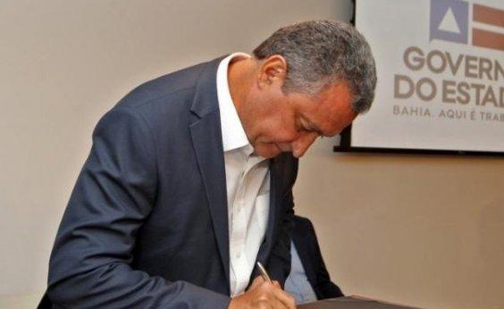 [Governadores do Nordeste assinam carta em defesa do meio ambiente ]