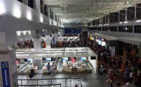 [Empresário critica administração do aeroporto de Salvador: