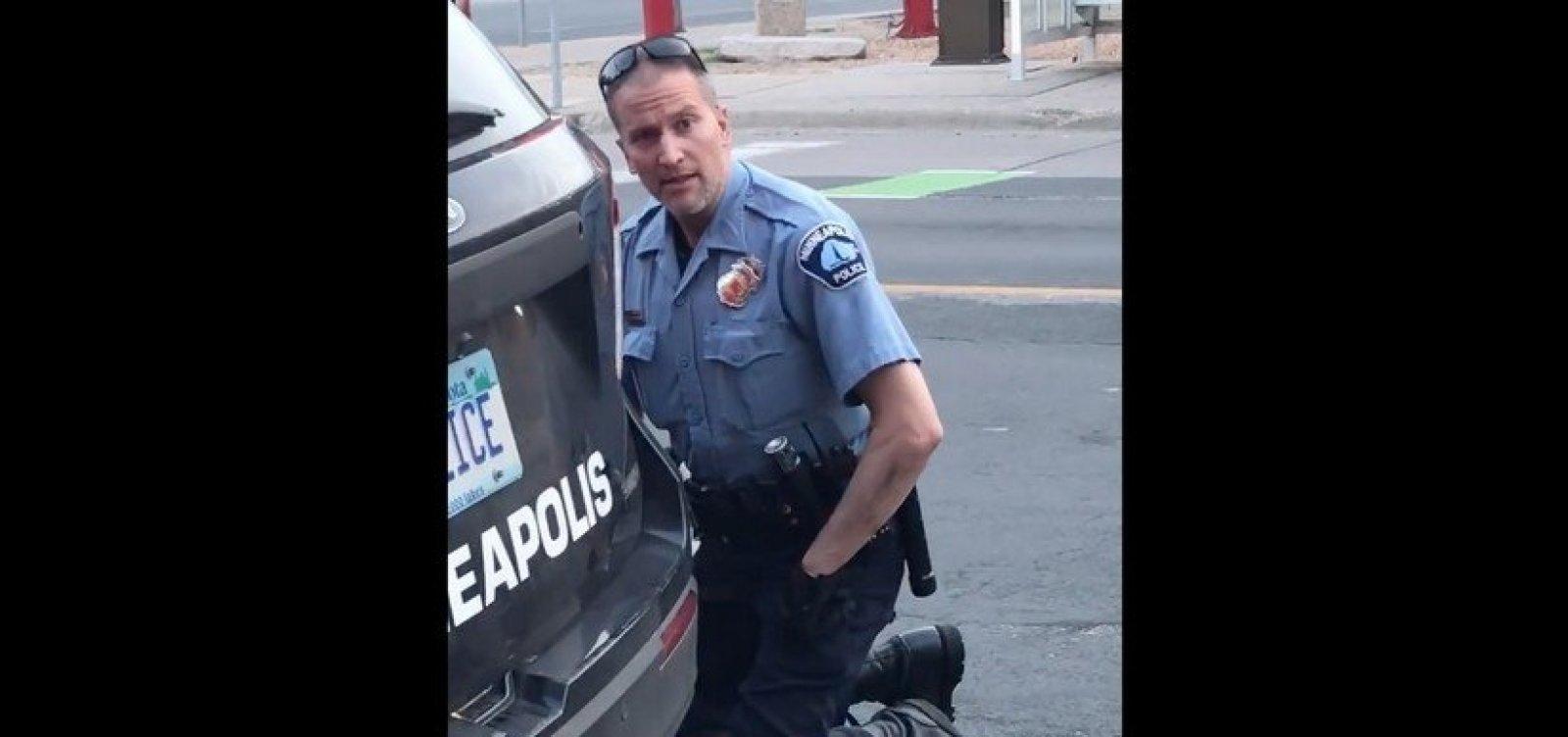 [Ex-policial Derek Chauvin é condenado pela morte de George Floyd ]